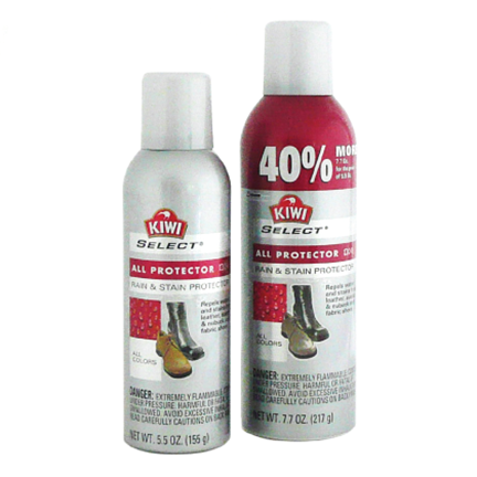 SHOE CARE water repellant spray & suede cleaner