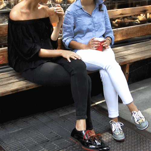 around-town-girls-their-coffee-in-confortable-walking-shoes-for-women-equipt-for-play