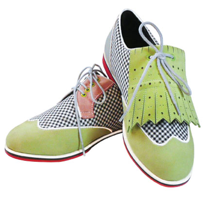 2-WINGTIP-summer bright-ladies golf shoes-EQUIPT FOR PLAY